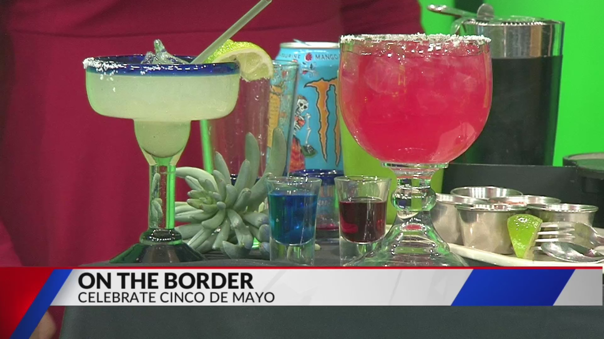 On the Border on FOX21 Morning News Part 1