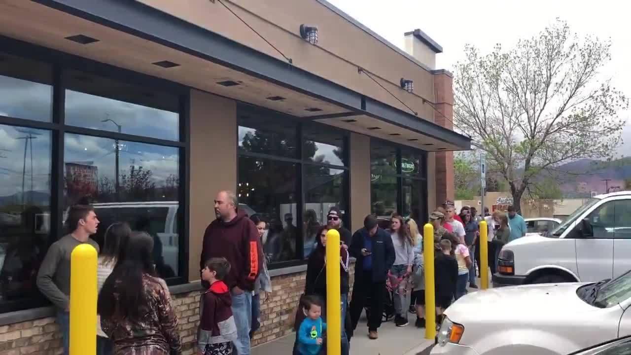 Raising Cane's opens first Colorado Springs location