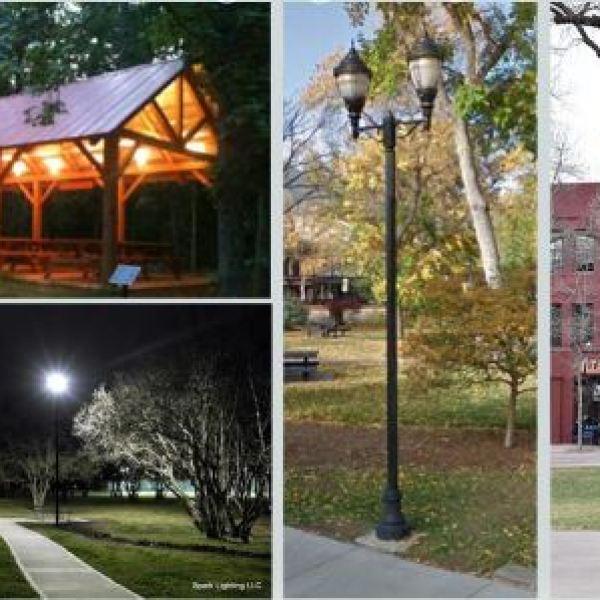 Bancroft Park Plans
