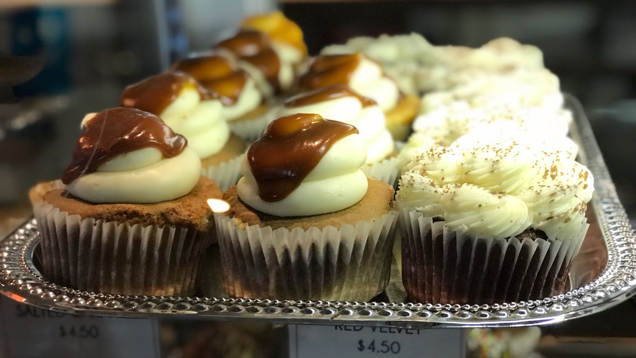 Gluten-free baked goods at Coquette's / Shawn Shanle - FOX21 News