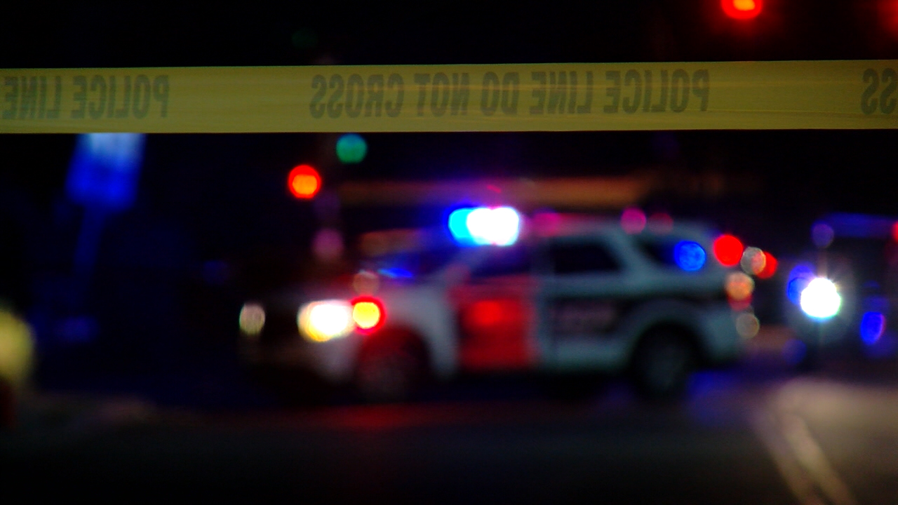 Police are investigating after a man was critically injured in a shooting south of downtown early Monday morning. / Shawn Shanle - FOX21 News