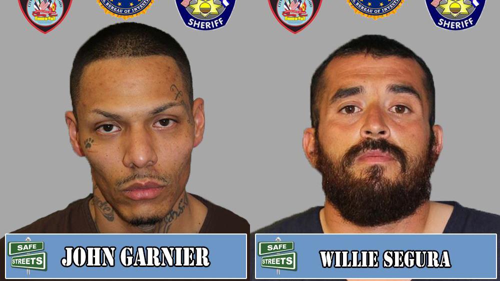 John Garnier and Willie Segura / Pueblo Police Department