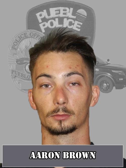 Aaron Brown / Pueblo Police Department