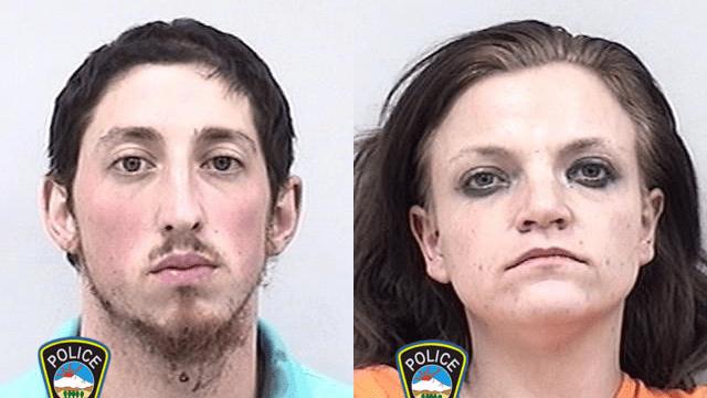 Joshua Lozano and Crystal Brice / Colorado Springs Police Department