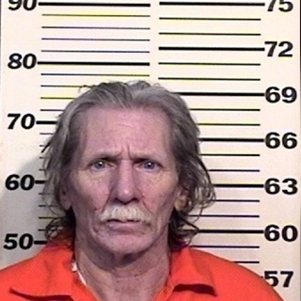 """HENRY COULTER is a White Male, 60 years old, 5'11"""" tall, and 180 lbs., with gray hair and blue eyes. COULTER is wanted for Menacing."""