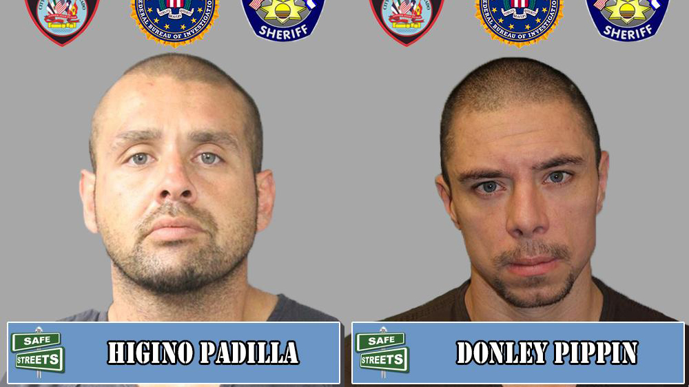 Higino Padilla and Donley Pippin / Pueblo Police Department