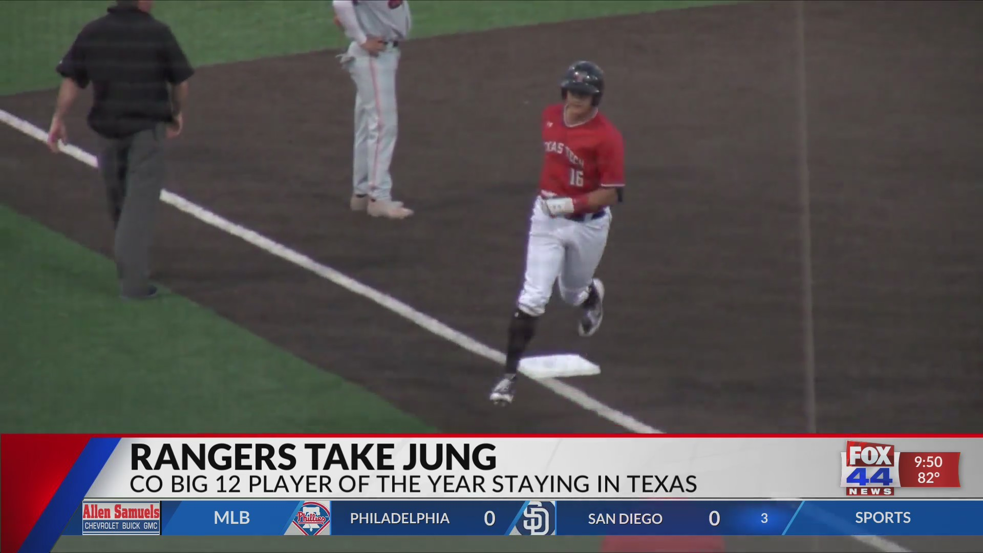 Rangers Talk Jung