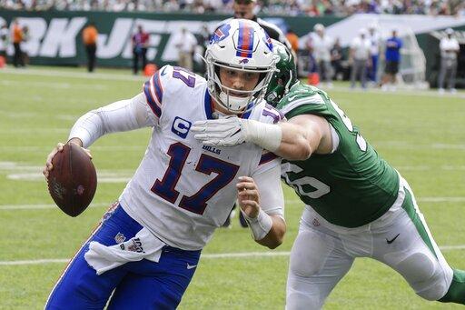Allen, Bills overcome 16-point deficit, stun Jets 17-16
