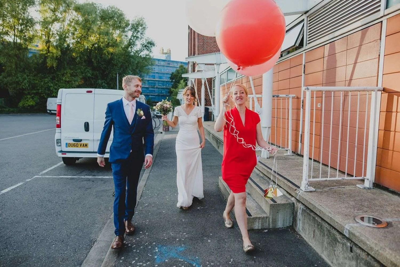wedding planning in Essex