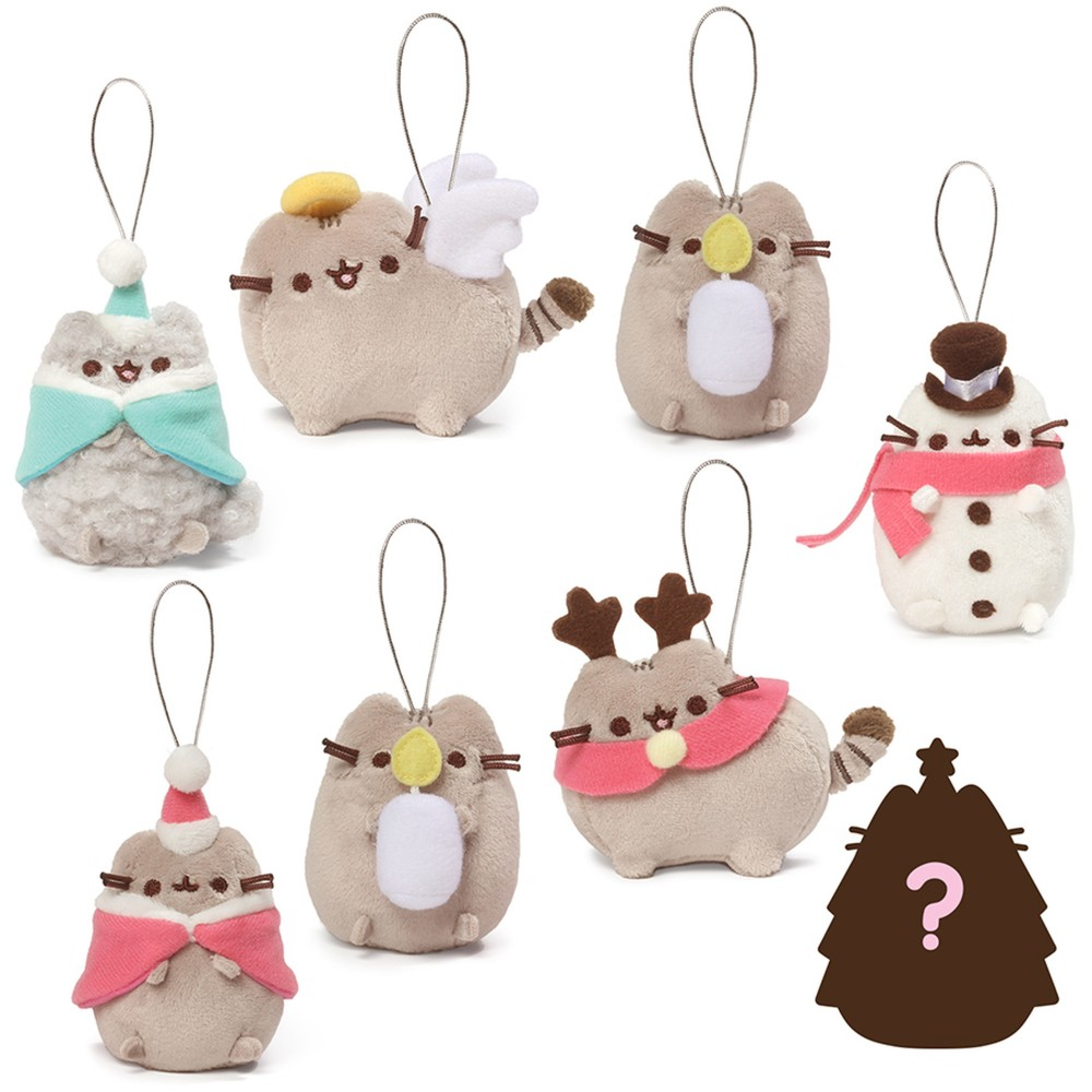 Pusheen Surprise Plush Mystery Box Christmas Series 5