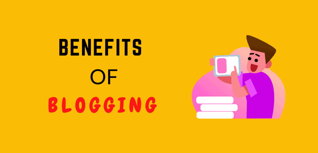 Amazing benefits of blogging