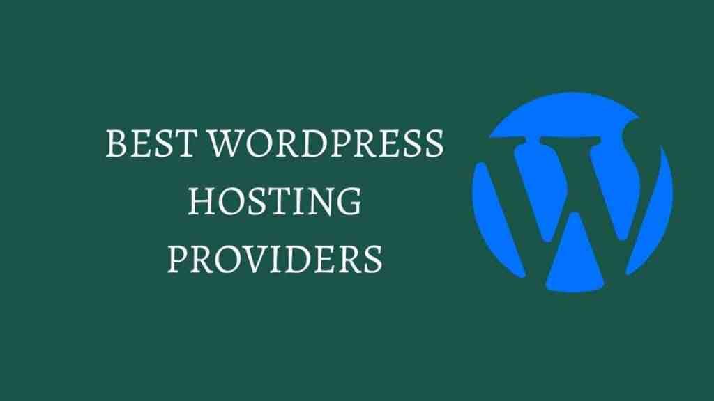 Some best free wordpress hosting providers for websites