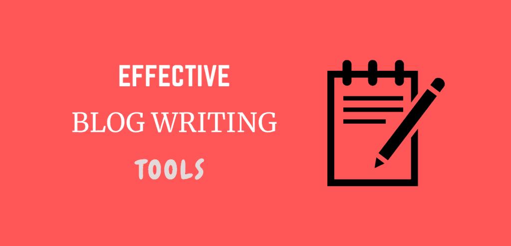 Best Blog writing tools