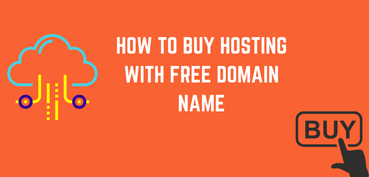 How to buy a Domain and hosting