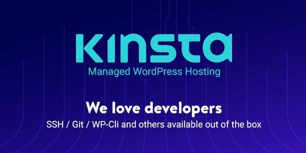 Managed web hosting types