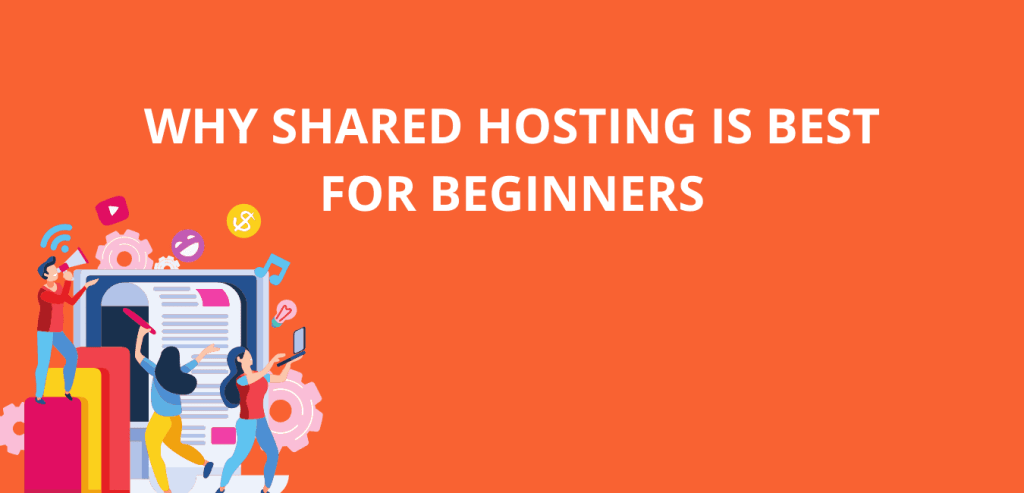 what is shared hosting and best for beginners