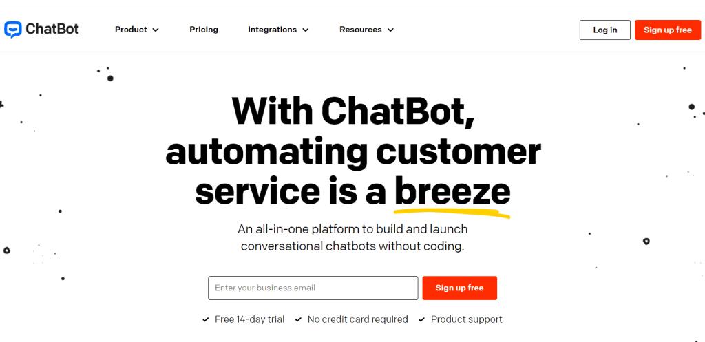 ChatBot - Automatic customer service
