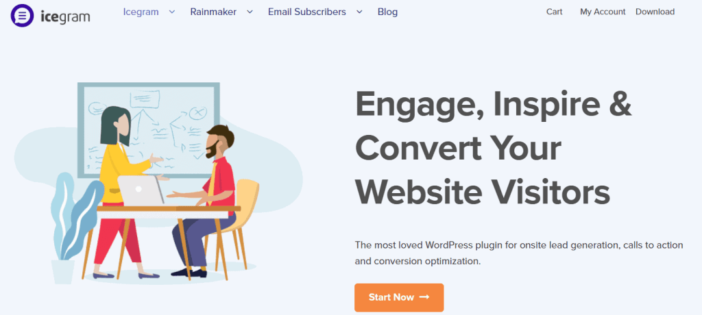 Icegram - Free email subscriber plugins for newsletter