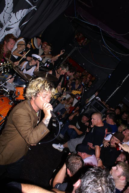 Green Day as Foxboro Hot Tubs