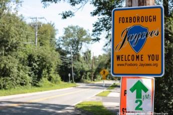 2015 New Jaycee Sign - North Street near Beach