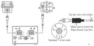 Satellite Tracking Interface using PIC16F688