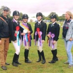 Pony club 2015 team