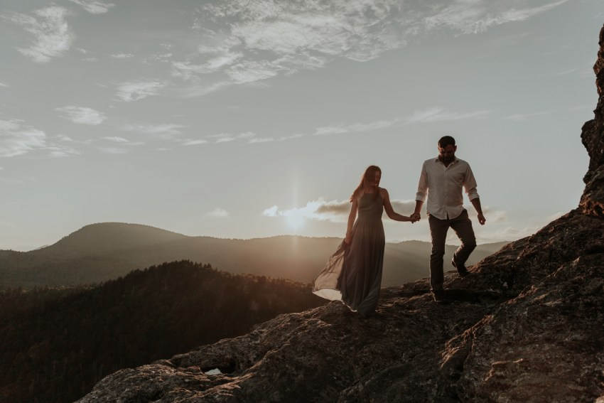 destination adventure elopement photographer