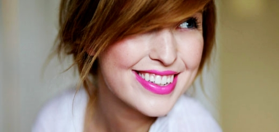 How To Wear Hot Pink Lipstick Without Looking Like Youre