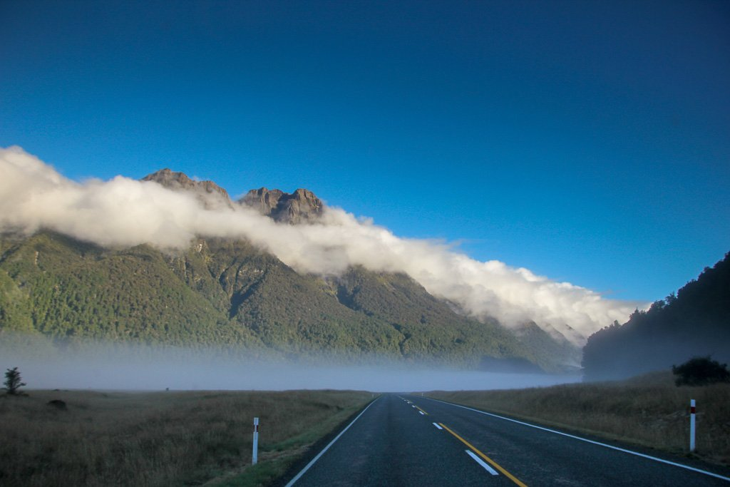 Milford Sounds self-guided