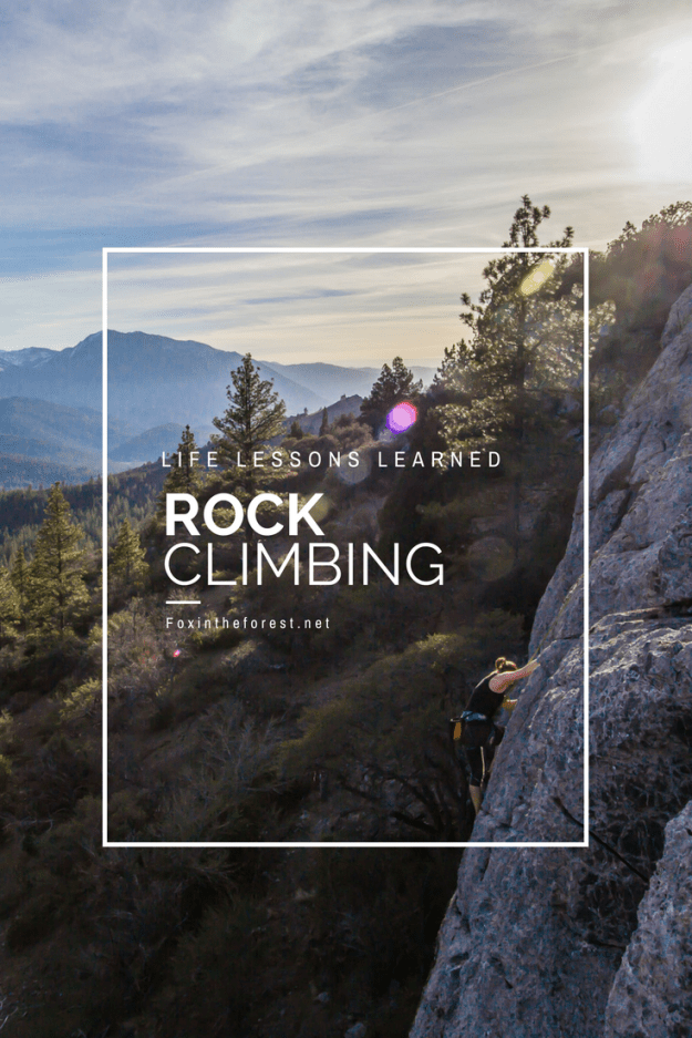 The outdoors has so much to teach us. Life on the crag is no different. Rock climbing brings us closer to ourselves by building both physical and mental stamina.