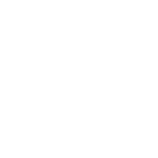 Fox In The Forest Logo – white punchy
