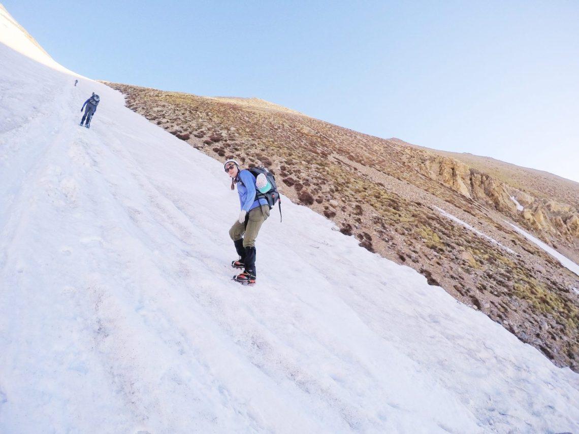 tips for climbing a 14er