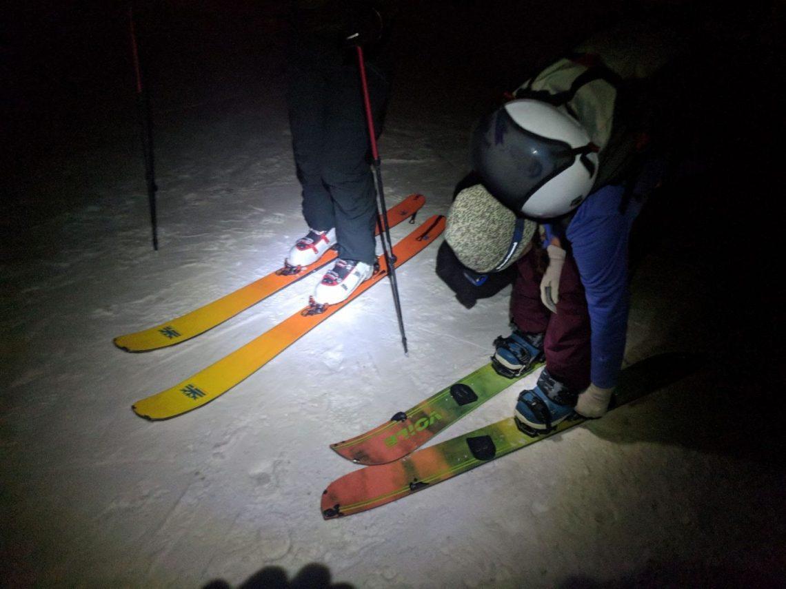 splitboarder problems