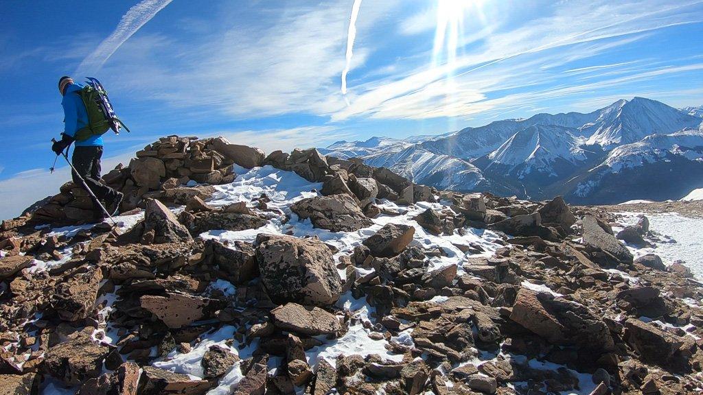 guide to climbing a mountain
