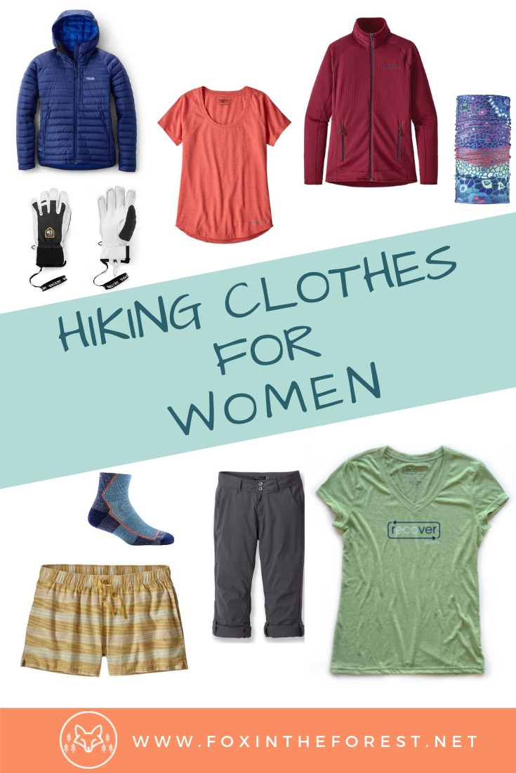 ad6849b43bc7e Your Guide to the Best Hiking Clothes for Ladies with Any Budget