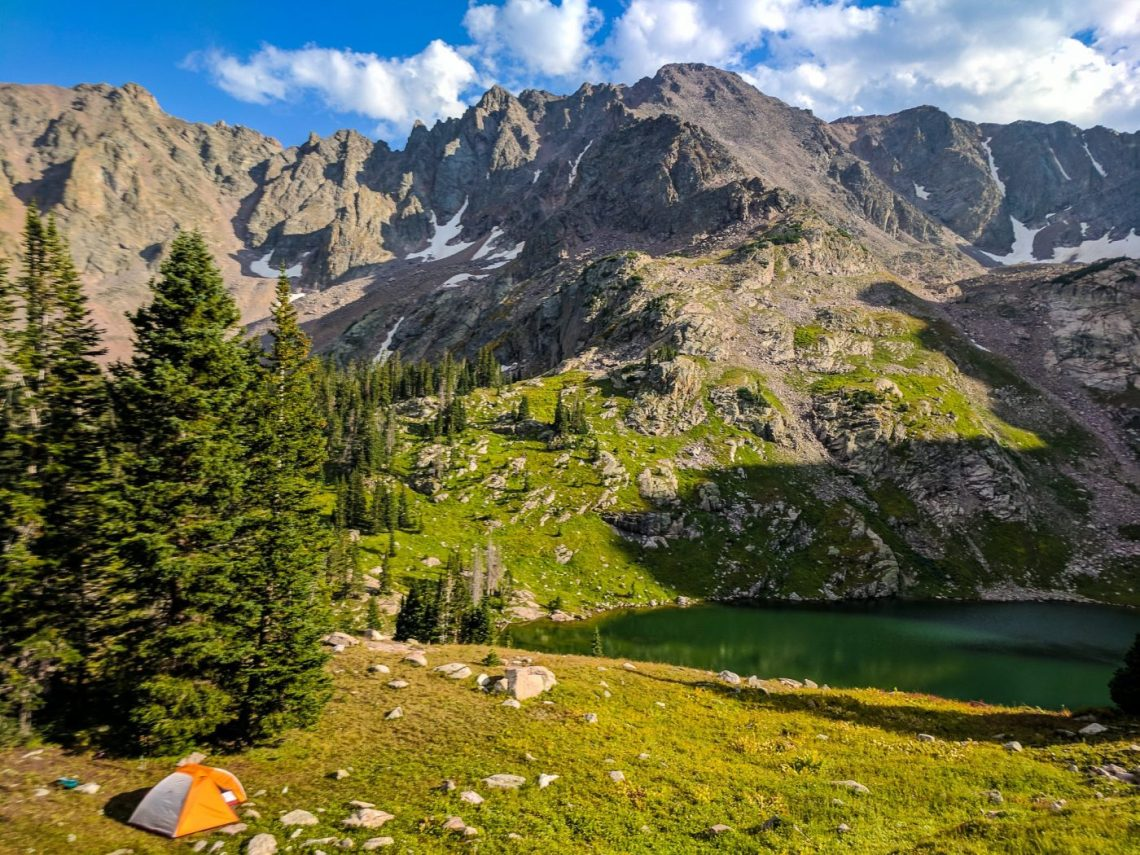 tips for your first time backpacking