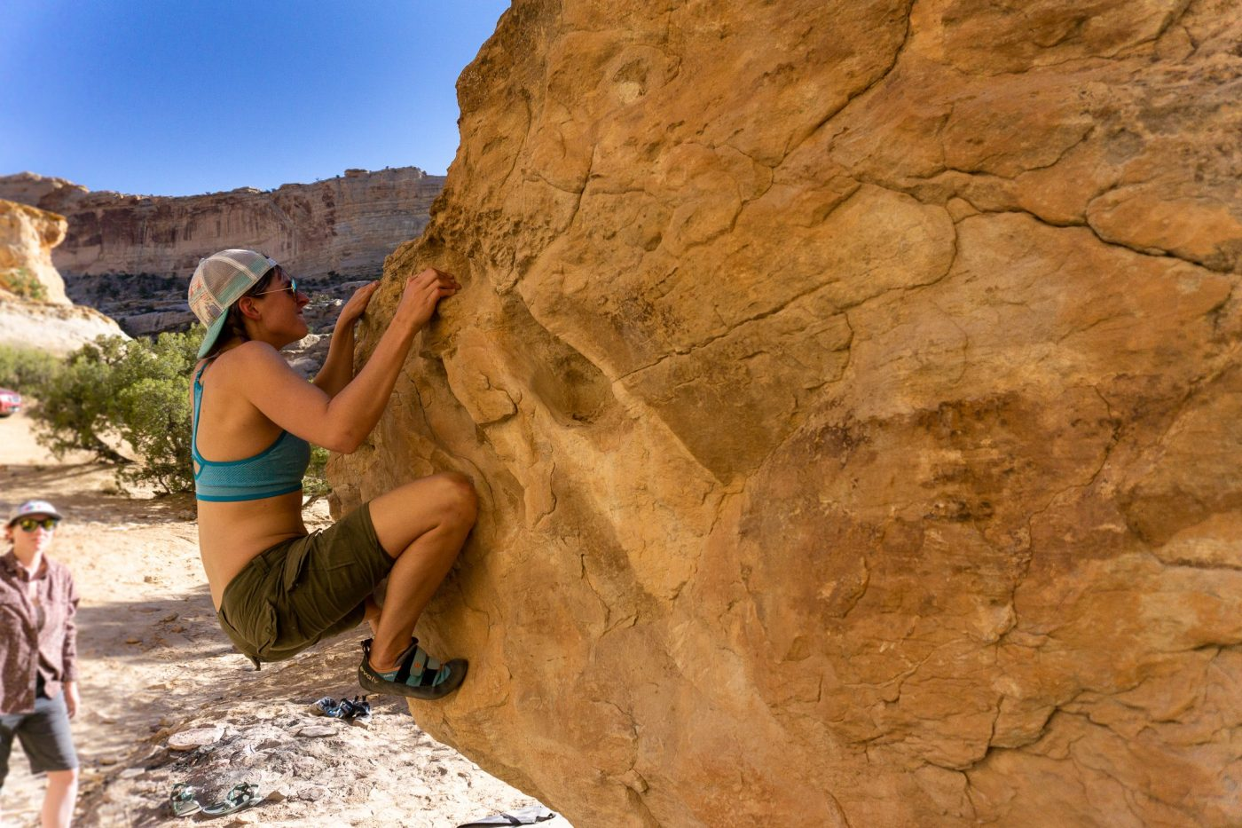backpacking tips for woman