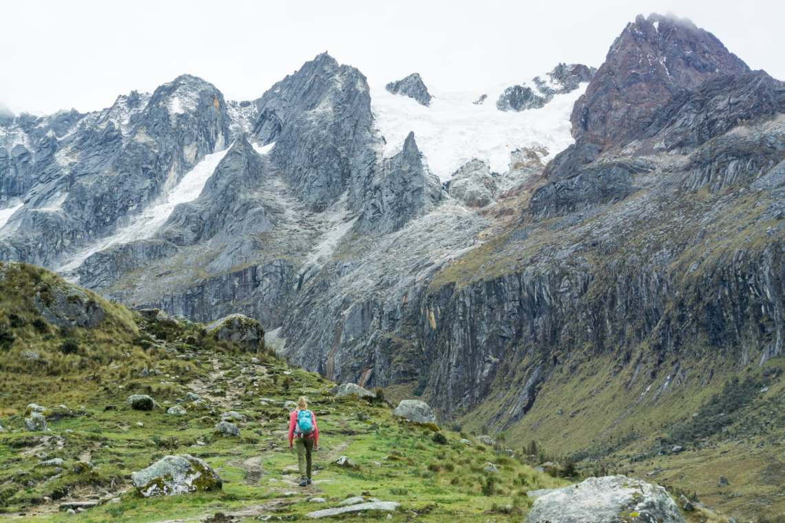 best hiking in Peru
