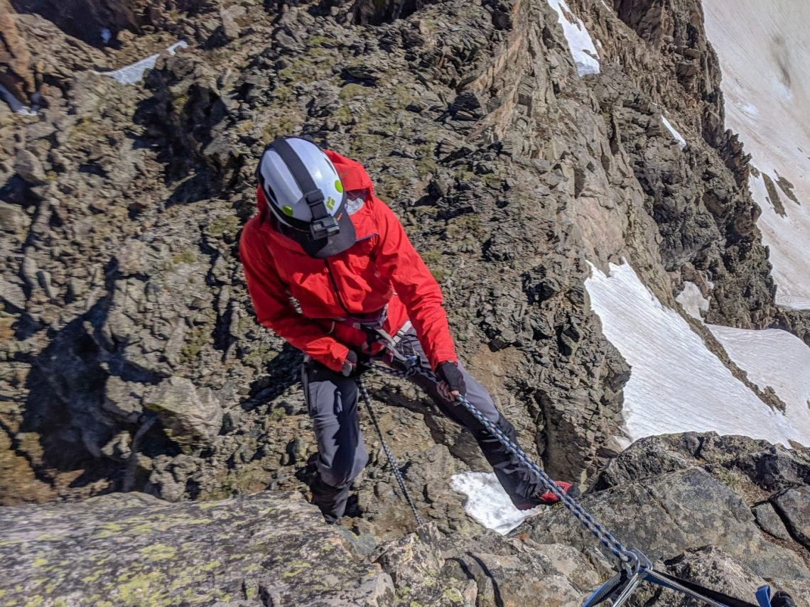 the citadel to pettingell traverse trip report