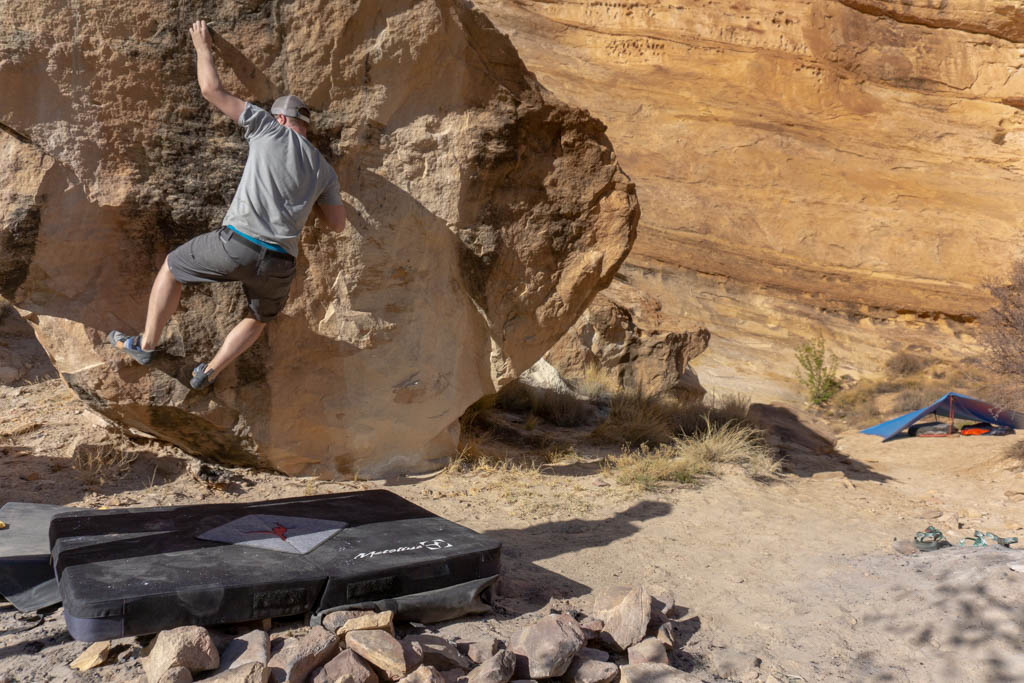 how to boulder