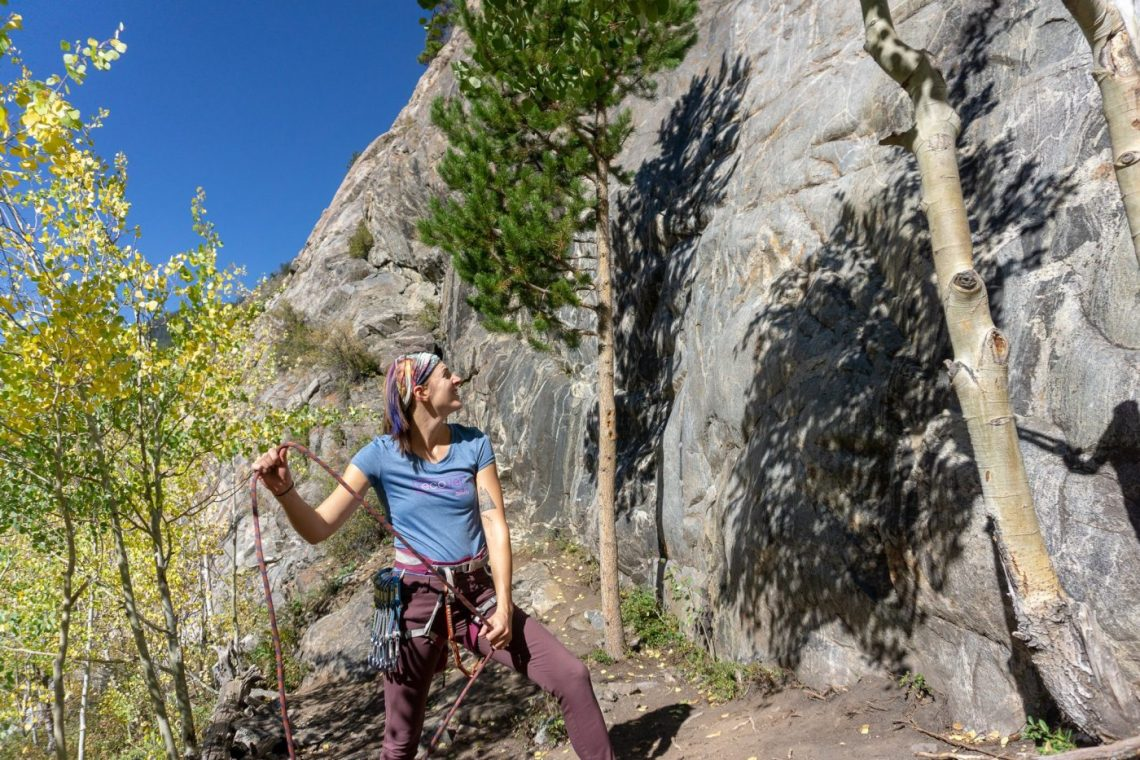 best beginner climbing harness for women
