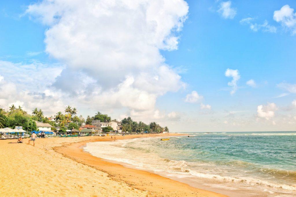 best beaches in sri lanka unawatuna