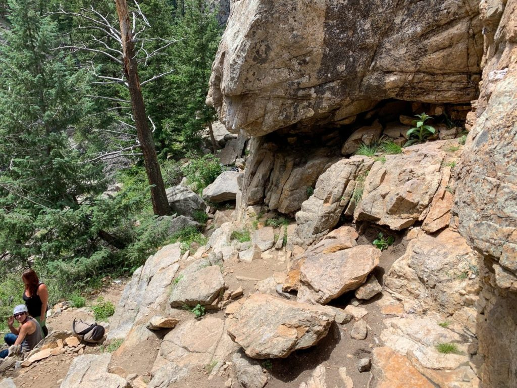 rock climbing accident