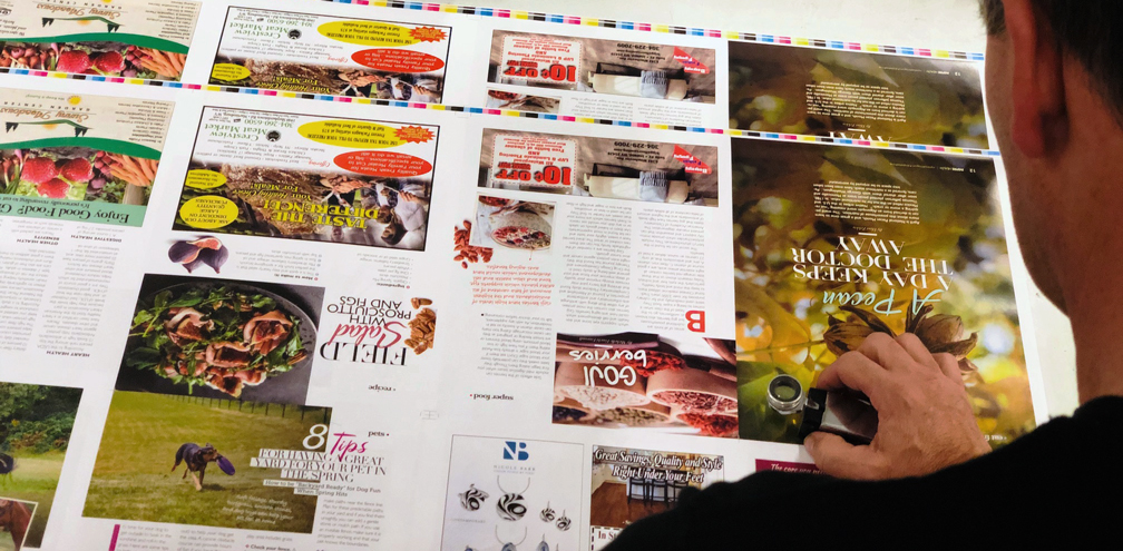 Magazines, Catalogs & Booklets