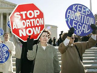 File photo of March for Life, courtesy of Fox News