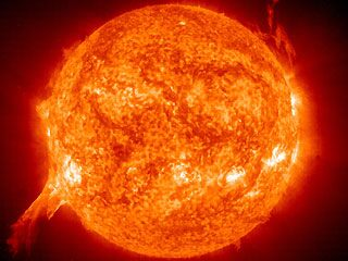 Nasa warns solar flares from 'huge space storm' will cause