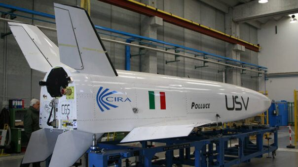 Italy's Hypersonic Transport