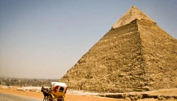 8 things you probably got wrong about the great pyramids in egypt