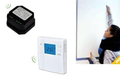 8 Solutions Pour Controler La Temperature D Un Radiateur Electrique Infrarouge Ou A Panneau Rayonnant