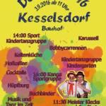Dorffest Kesselsdorf